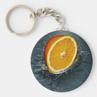 Orange Key Chains
