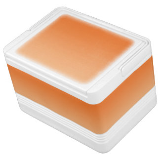 Orange Ombre Chilly Bin