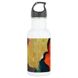 Orange Parrot 532 Ml Water Bottle