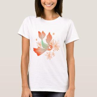 Orange Poisson T-Shirt
