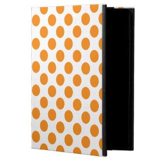 Orange Polka Dots Powis iPad Air 2 Case