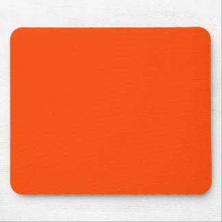 Orange Red Mousepads