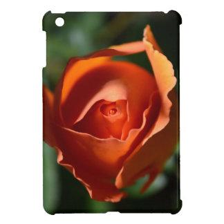 Orange Rose Blossom iPad Mini Case