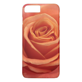 Orange rose blossom iPhone 7 plus case