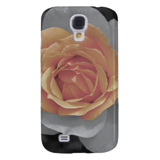 Orange rose blossoms print HTC vivid cases