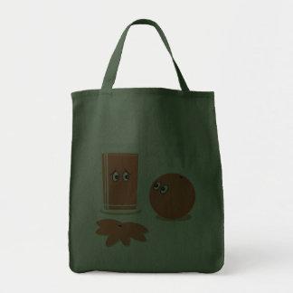 Orange Squash Bags