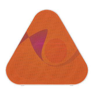 Orange Sunset Bluetooth Speaker