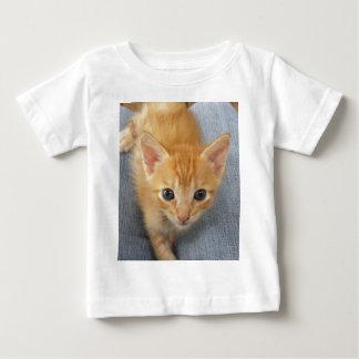 Orange tabby kitten baby T-Shirt