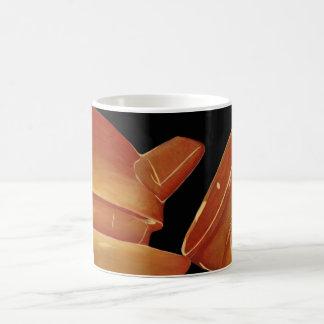Orange Tea Set Mug (Lori Corbett)