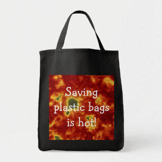 Orange & Yellow Tote Bags