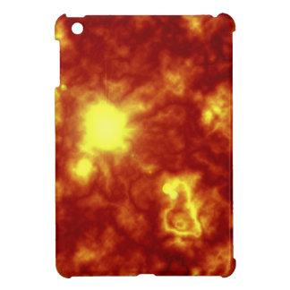 Orange Yellow Cover For The iPad Mini