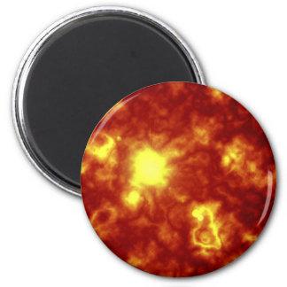 Orange Yellow Magnets