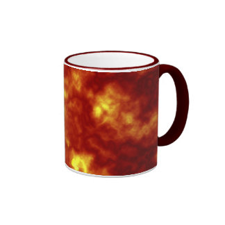 Orange & Yellow Coffee Mug