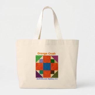 Orangecrush Totebag Jumbo Tote Bag