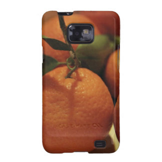 Oranges apples fruit on a table samsung galaxy s2 case