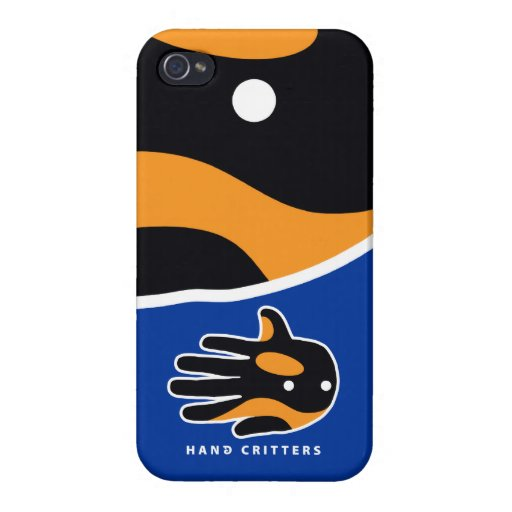 Orca Cute Killer Whale Dolphin iPhone 4 Covers