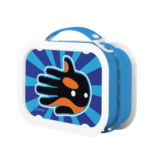 Orca Cute Killer Whale Dolphin Lunch Boxes