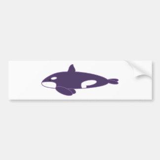 Orca / Killer Whale Bumper Stickers