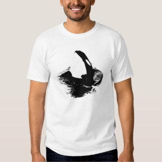 "Orca ""killer whale"" shirt"