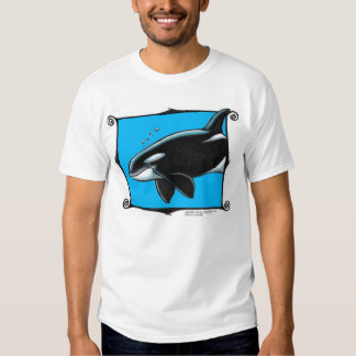 Orca/Killer Whale T-Shirt