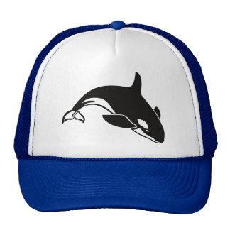 Orca Killer Whale Trucker Hat Trucker Hats