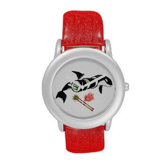Orca Sushi Watch
