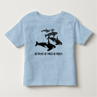Orca Whale T-Shirt Personalized Baby Orca Shirt