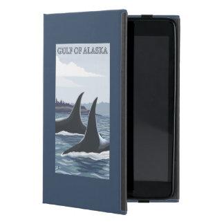 Orca Whales #1 - Gulf of Alaska iPad Mini Case