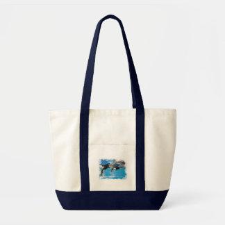 Orca Whales Bag