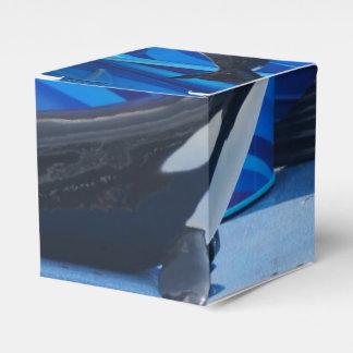 Orca Whales Favor Box