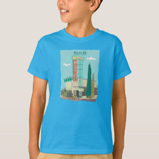 Orchard Inn Motel on Route 66 T-Shirt