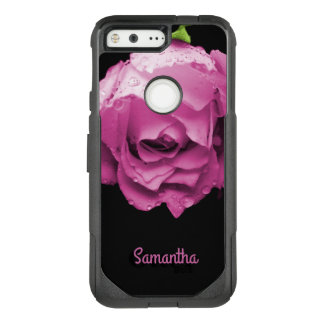 Orchid Rose with Dew OtterBox Google Pixel Case
