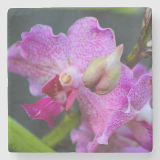 Orchid Stone Coaster 2