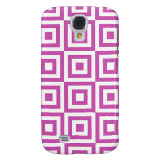 Orchid Tiles Galaxy S4 Case