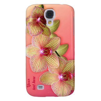 Orchid Trio Galaxy S4 Case