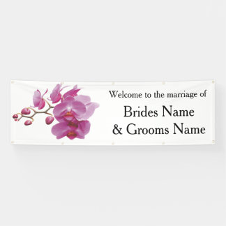Orchids Inexpensive Wedding Packages Sets Kits Banner