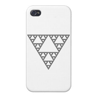 Order In Chaos iPhone 4 Cover