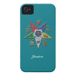 Order Of The Eastern Star iPhone 4 Cases