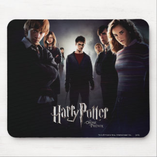 Order of the Phoenix - French 1 Mouse Pad