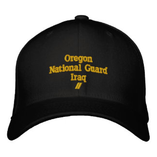 Oregon 12  MONTH TOUR Embroidered Hat