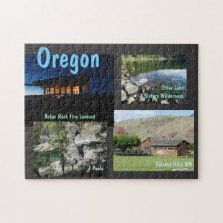 Oregon Jigsaw Puzzle