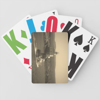 OREGON LIGHTHOUSE BICYCLE PLAYING CARDS