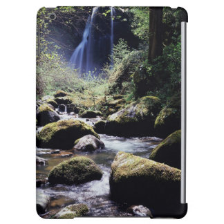 Oregon, Siskiyou National Forest, Elk Creek Cover For iPad Air