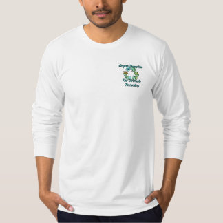 Organ Donation the Ultimate Recycling T-Shirt
