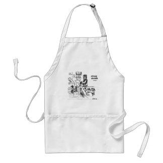ORGAN GRINDER apron
