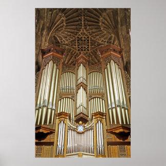 Organ Pipes (1) Posters