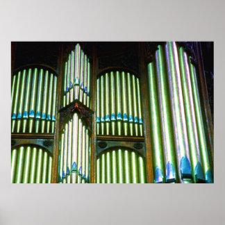 Organ Pipes (3) Print