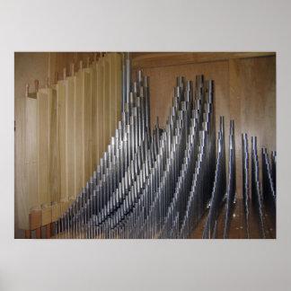 Organ Pipes Posters