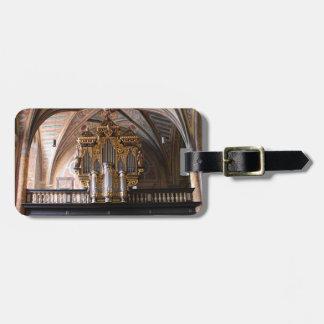 Orgel Pfarrkirche St.Wolfgang am Wolfgangsee Luggage Tag