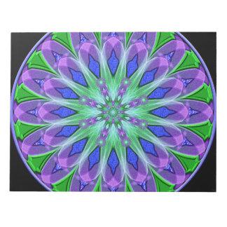 Oribus Mandala Notepad